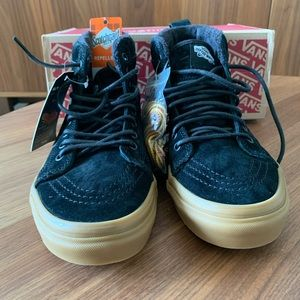 New with tags Vans All weather high tops
